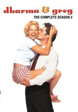 Dharma & Greg: Season 2 (DVD)