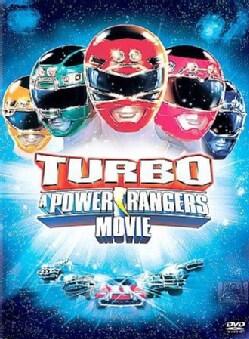 Turbo: A Power Rangers Movie (DVD)