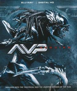 Alien Vs Predator: Requiem (Blu-ray Disc)