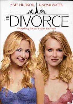 Le Divorce (DVD)