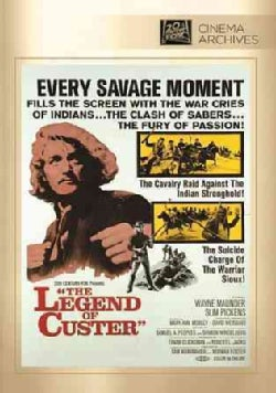 The Legend Of Custer (DVD)
