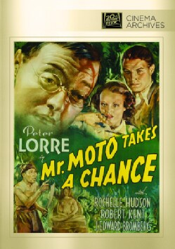 Mr. Moto Takes A Chance (DVD)