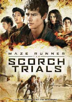 The Maze Runner: Scorch Trials (DVD)