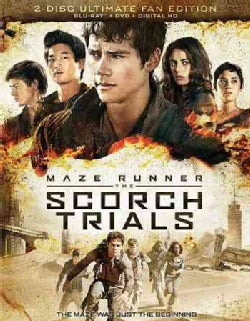 The Maze Runner: Scorch Trials (Blu-ray Disc)