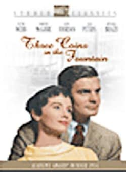 Three Coins In The Fountain (DVD)