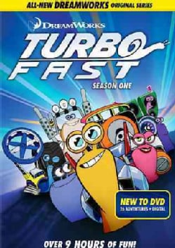 Turbo Fast: Season 1 (DVD)