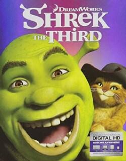 Shrek The Third (Blu-ray/DVD)