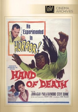 Hand Of Death (DVD)