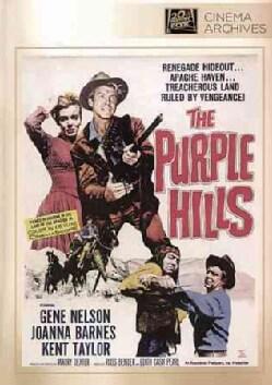 The Purple Hills (DVD)