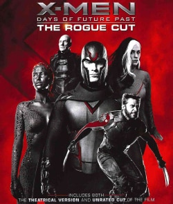 X-Men: Days Of Future Past The Rogue Cut (Blu-ray Disc)