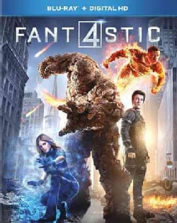 Fantastic Four (Blu-ray Disc)