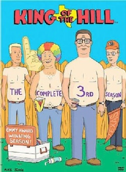 King Of The Hill: Season 3 (DVD)