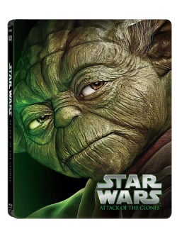 Star Wars: Attack Of The Clones (Blu-ray Disc)