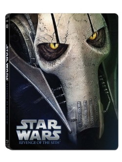 Star Wars: Revenge Of The Sith (Blu-ray Disc)