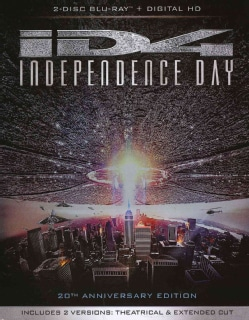 Independence Day (Blu-ray Disc)