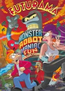 Futurama: Monster Robot Maniac Fun Collection (DVD)