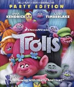 Trolls (Blu-ray Disc)