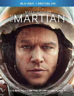The Martian (Blu-ray Disc)