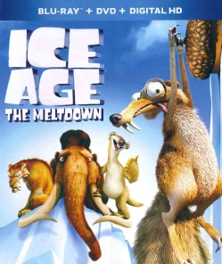 Ice Age: The Meltdown (Blu-ray/DVD)