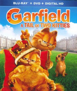 Garfield: A Tail Of Two Kitties (Blu-ray/DVD)
