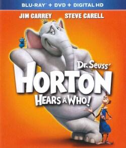 Horton Hears A Who (Blu-ray/DVD)