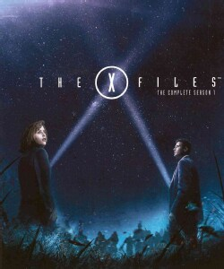 X-Files: Season 1 (Blu-ray Disc)
