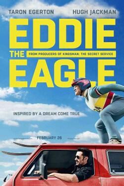 Eddie The Eagle (Blu-ray/DVD)