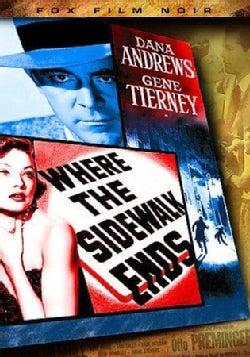 Where the Sidewalk Ends (DVD)