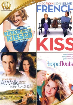 Never Been Kissed/French Kiss/A Walk In The Clouds/Hope Floats (DVD)