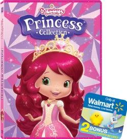 Strawberry Shortcake: Shortcake Princess Collection (DVD)