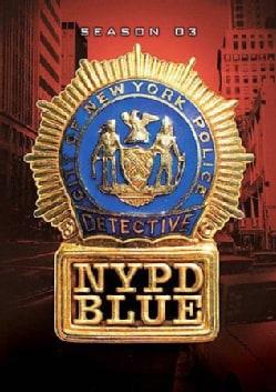 NYPD Blue: Season 3 (DVD)
