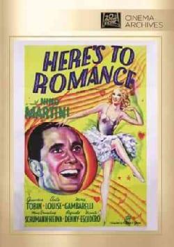 Here's To Romance (DVD)