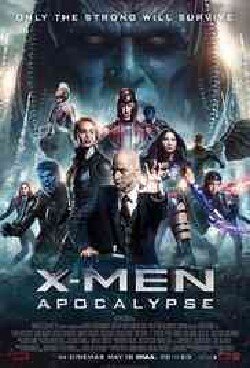 X-Men: Apocalypse (Blu-ray/DVD)