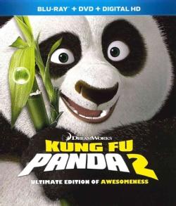 Kung Fu Panda 2 (Blu-ray Disc)