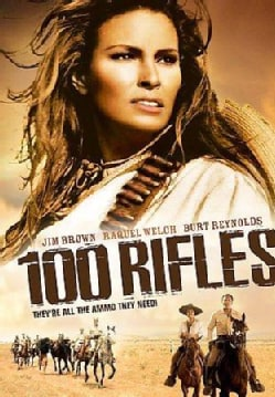100 Rifles (DVD)