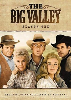 Big Valley: Season 1 (DVD)