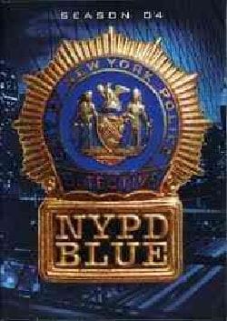 NYPD Blue: Season 4 (DVD)