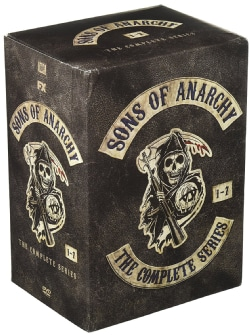Sons Of Anarchy: The Complete Series 1-7 (DVD)