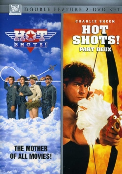 Hot Shots! & Hot Shots! Part Deux (DVD)