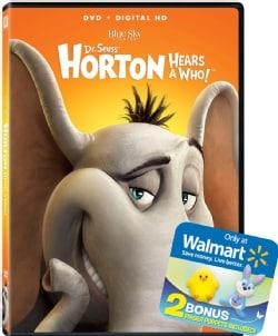 Horton Hears A Who (DVD)