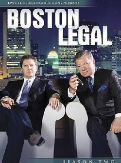 Boston Legal: Season 2 (DVD)