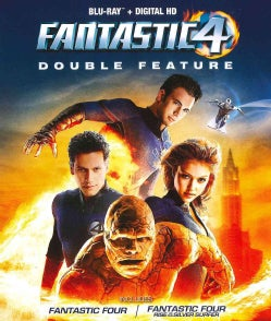 Fantastic Four/Fantastic Four: Rise Of The Silver Surfer (Blu-ray Disc)
