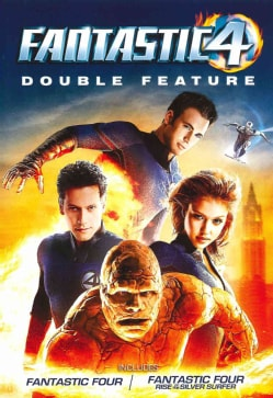 Fantastic Four/Fantastic Four: Rise Of The Silver Surfer (DVD)