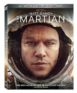 The Martian 3D (Blu-ray Disc)