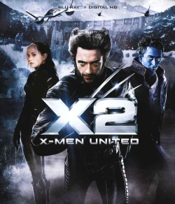 X2: X-Men United (Blu-ray Disc)