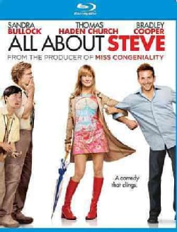 All About Steve (Blu-ray Disc)