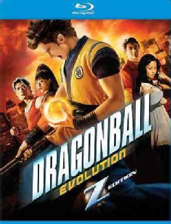 Dragonball: Evolution (Blu-ray Disc)