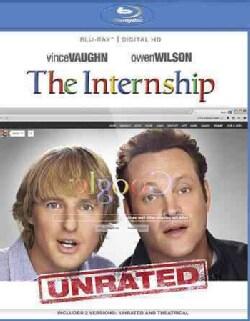 The Internship (Blu-ray Disc)