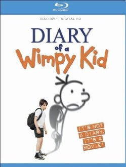 Diary Of A Wimpy Kid (Blu-ray Disc)