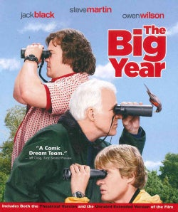The Big Year (Blu-ray Disc)